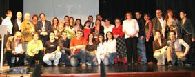 Premios en el Certamen de Teatro Ana María Vidal